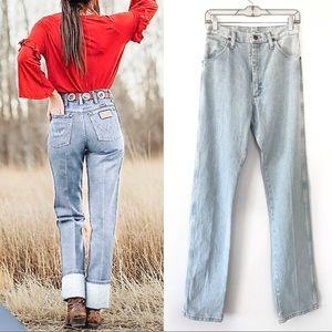 Wrangler Cowboy Cut Slim Jeans High Rise Light NWT